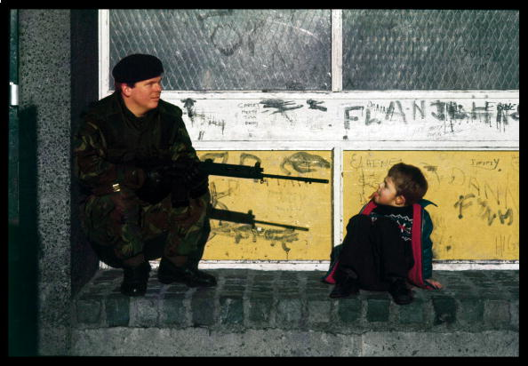 Boys「Soldier Takes Aim」:写真・画像(5)[壁紙.com]