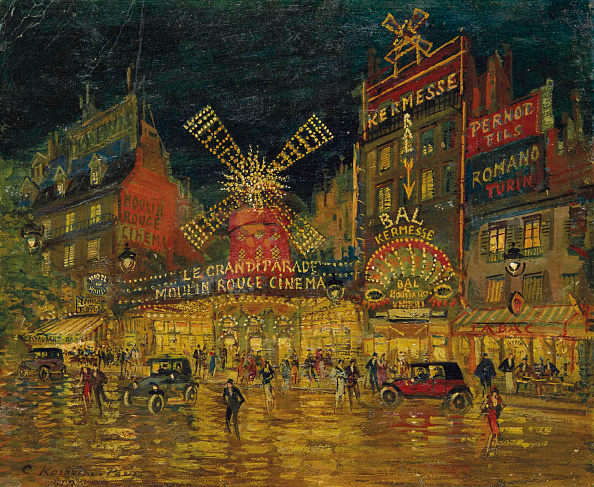 Painting - Activity「Moulin Rouge」:写真・画像(15)[壁紙.com]