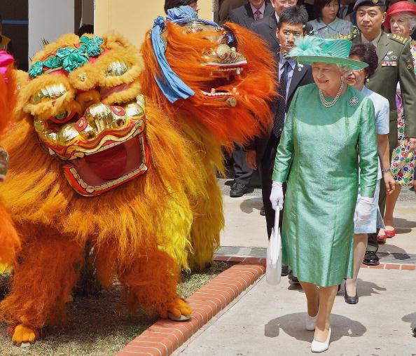 Journey「The Queen & Prince Philip Visit Singapore - Day 2」:写真・画像(5)[壁紙.com]