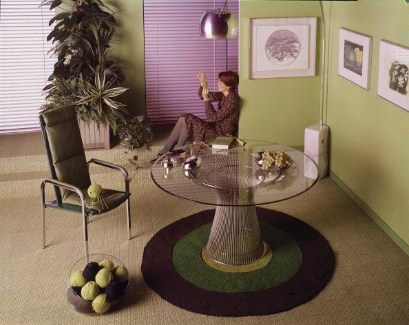 Rug「A Dining Room Of Its Time」:写真・画像(5)[壁紙.com]
