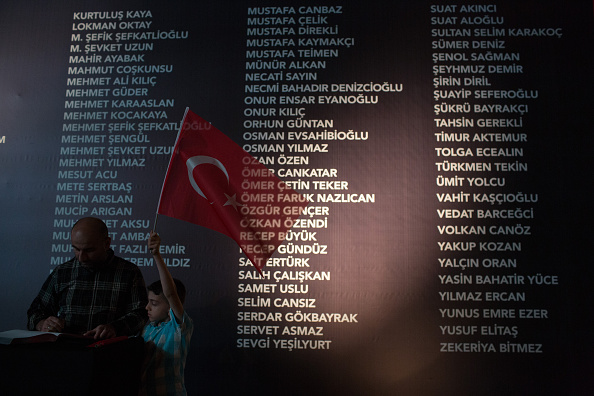 Effort「Turkey's President Announces 3 Month State of Emergency After Failed Coup」:写真・画像(17)[壁紙.com]