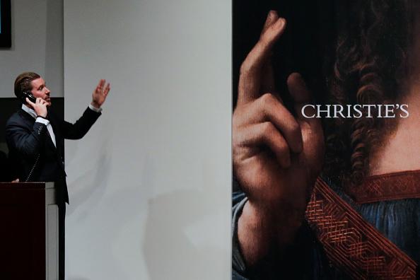 """Christie's「Christie's To Auction Leonardo da Vinci's """"Salvator Mundi"""" Painting」:写真・画像(6)[壁紙.com]"""