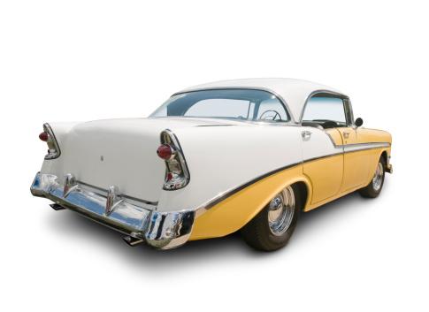 Hot Rod Car「1950's Chevy Sedan」:スマホ壁紙(0)