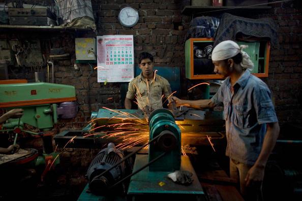 Sharpening「Mumbai Slum Redvelopment Stalled By Financial Crisis」:写真・画像(19)[壁紙.com]