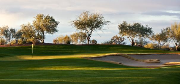 Sand Trap「Desert Golf Green」:スマホ壁紙(9)