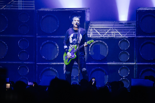Inglewood「Blink-182 And Lil Wayne Perform At The Forum」:写真・画像(14)[壁紙.com]