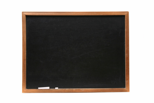 Chalk - Art Equipment「Empty chalkboard」:スマホ壁紙(7)