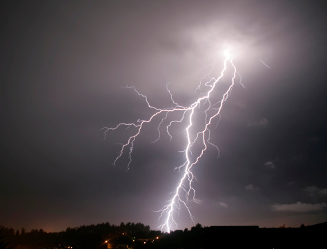Extreme Weather「Big Bolt」:スマホ壁紙(6)