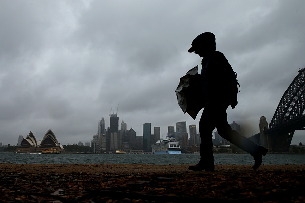 Sydney「Extreme Weather Warning Issued As Torrential Rain Hits Sydney」:写真・画像(1)[壁紙.com]