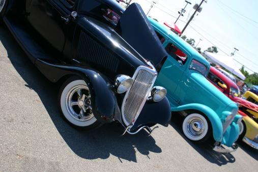 Hot Rod Car「Hot Rods」:スマホ壁紙(9)