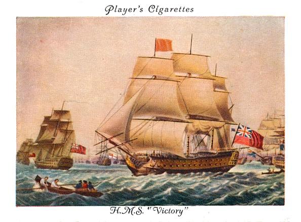 18th Century Style「HMSVictory」:写真・画像(10)[壁紙.com]