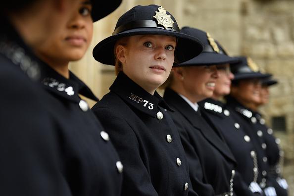 Females「The Metropolitan Police Service Celebrates 100 Years Of Women In The Force」:写真・画像(8)[壁紙.com]