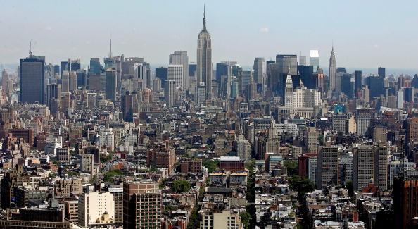 絶景「Construction Begins On World Trade Center Memorial」:写真・画像(17)[壁紙.com]