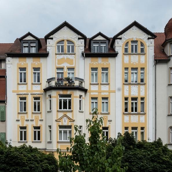 Art Nouveau「Jugendstil Apartment Building」:写真・画像(18)[壁紙.com]