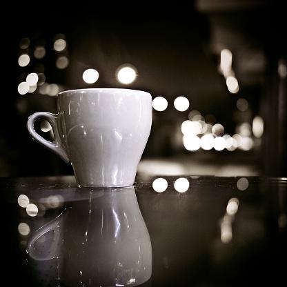 Bar Counter「Coffee」:スマホ壁紙(1)