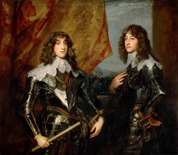 Baroque Style「Charles I Louis 1617-1680」:写真・画像(11)[壁紙.com]
