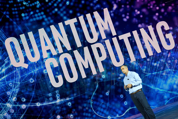 Quantum Computing「Latest Consumer Technology Products On Display At Annual CES In Las Vegas」:写真・画像(0)[壁紙.com]