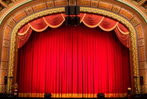 Musical Theater「Inside the Theatre」:スマホ壁紙(2)