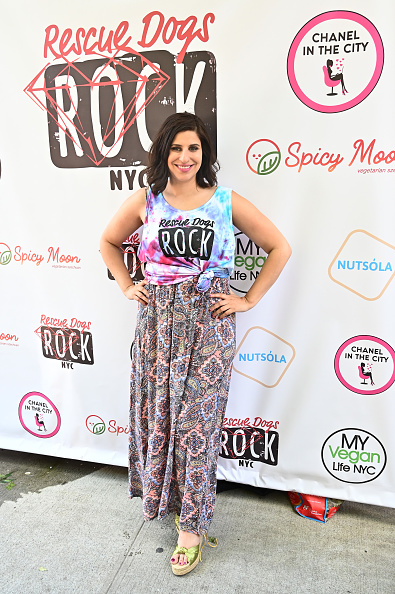 Brunch「Vegan-Pride-Chella Brunch Hosted By Dolores Catania, Chanel In The City And My Vegan Life NYC For Rescue Dogs Rock NYC At Spicy Moon」:写真・画像(15)[壁紙.com]