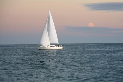Passenger Cabin「Evening Sailing」:スマホ壁紙(5)