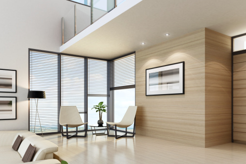 Painted Image「Luxury Interior Penthouse」:スマホ壁紙(8)