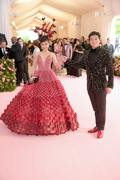 The Costume Institute「The 2019 Met Gala Celebrating Camp: Notes on Fashion - Arrivals」:写真・画像(4)[壁紙.com]