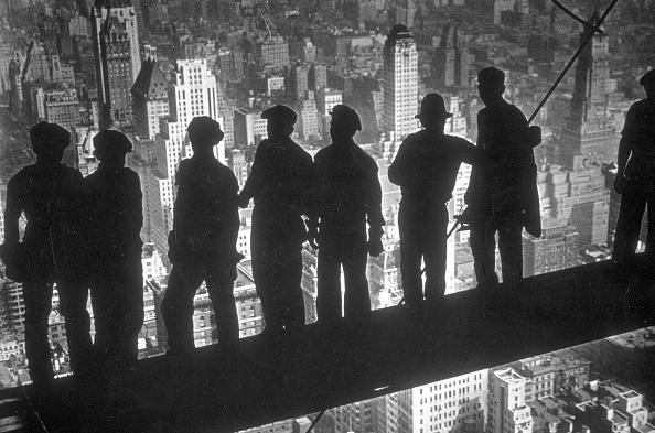 Skyscraper「New York Steelworkers」:写真・画像(12)[壁紙.com]