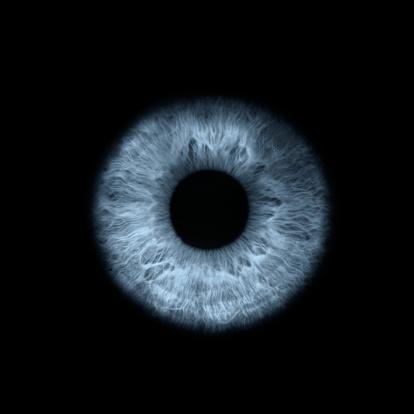 Iris - Eye「An eye, close-up」:スマホ壁紙(2)
