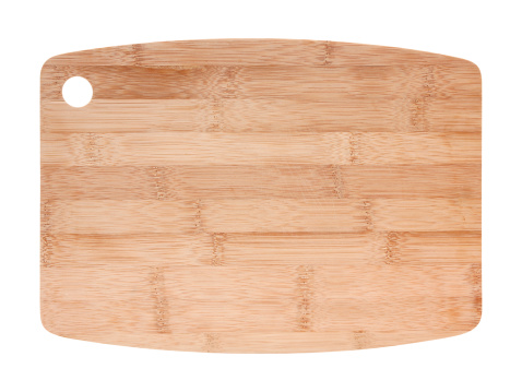 Cutting Board「Cutting Board isolated (Clipping Path!) isolated on white background」:スマホ壁紙(12)