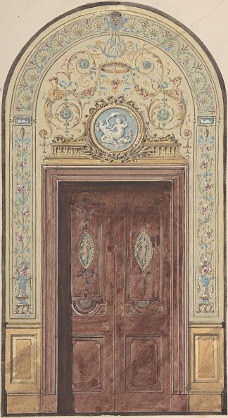 Model House「Designs For Arched Doorway」:写真・画像(16)[壁紙.com]