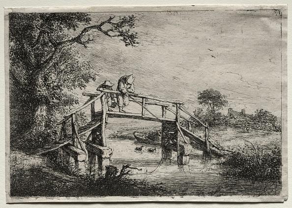 Recreational Pursuit「The Anglers. Creator: Adriaen Van Ostade (Dutch」:写真・画像(9)[壁紙.com]