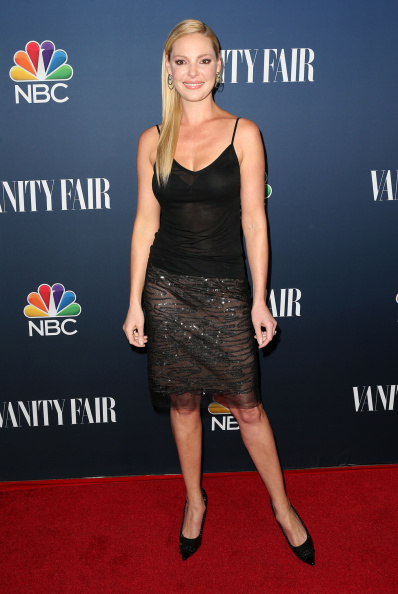 Katherine Heigl「NBC & Vanity Fair's 2014-2015 TV Season Event - Arrivals」:写真・画像(3)[壁紙.com]