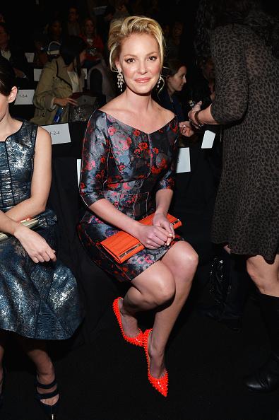 Katherine Heigl「J. Mendel - Front Row - Fall 2013 Mercedes-Benz Fashion Week」:写真・画像(18)[壁紙.com]