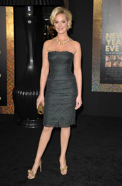 "Katherine Heigl「Premiere Of Warner Bros. Pictures' ""New Year's Eve"" - Arrivals」:写真・画像(1)[壁紙.com]"