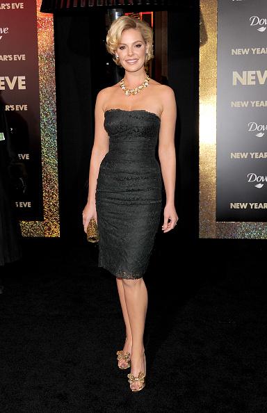 "Katherine Heigl「Premiere Of Warner Bros. Pictures' ""New Year's Eve"" - Arrivals」:写真・画像(4)[壁紙.com]"
