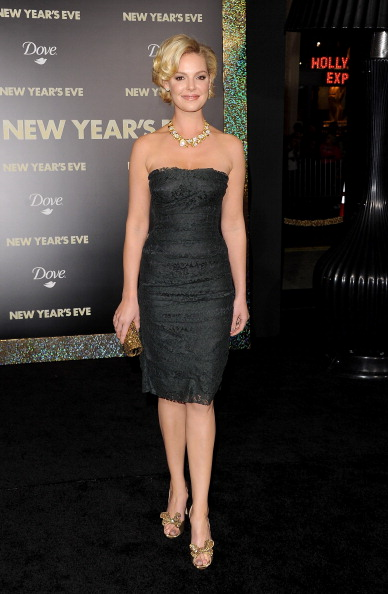 "Katherine Heigl「Premiere Of Warner Bros. Pictures' ""New Year's Eve"" - Arrivals」:写真・画像(2)[壁紙.com]"