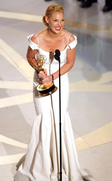 Katherine Heigl「59th Annual Emmy Awards - Show」:写真・画像(6)[壁紙.com]