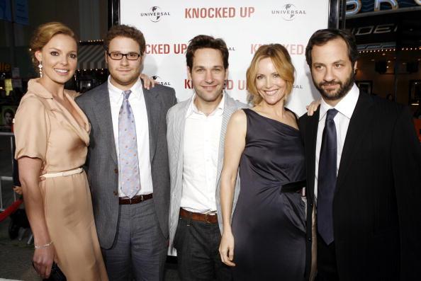 "Katherine Heigl「Premiere of Universal Pictures' ""Knocked Up"" - Arrivals」:写真・画像(17)[壁紙.com]"