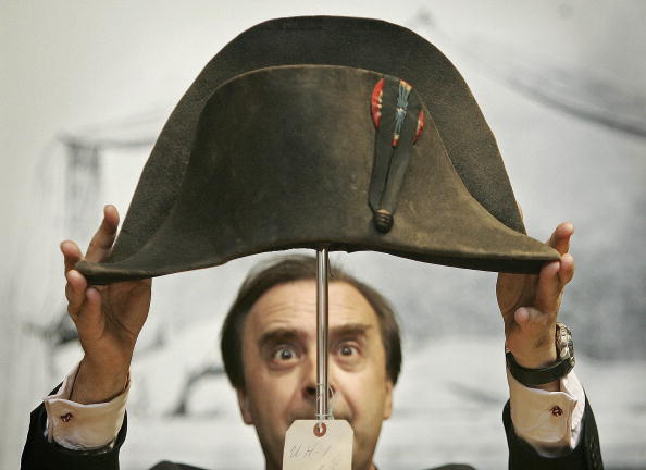 Hat「Nelson And Napoleon Auction At Christies」:写真・画像(19)[壁紙.com]