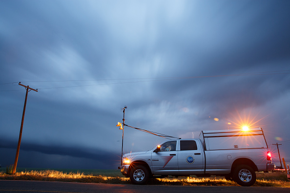 Mode of Transport「Center For Severe Weather Research Scientists Search For Tornadoes To Study」:写真・画像(18)[壁紙.com]
