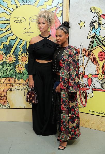 Ankle Length「Alice + Olivia By Stacey Bendet - Arrivals - September 2016 - New York Fashion Week: The Shows」:写真・画像(5)[壁紙.com]