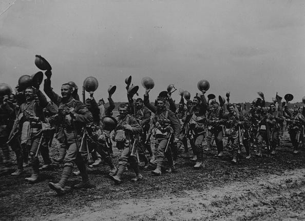 Infantry「Marching On」:写真・画像(18)[壁紙.com]