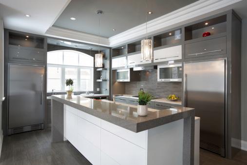 Steel「Luxury Kitchen」:スマホ壁紙(12)