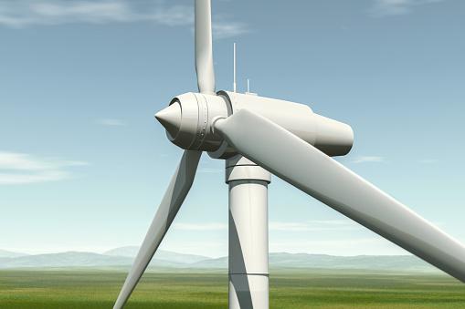 Heidelberg - Germany「Wind turbine alternative energy」:スマホ壁紙(10)