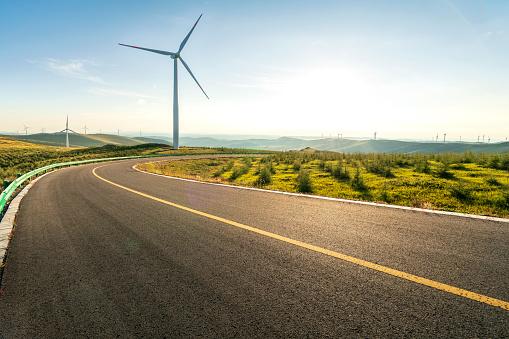 Mill「Wind Turbine」:スマホ壁紙(17)
