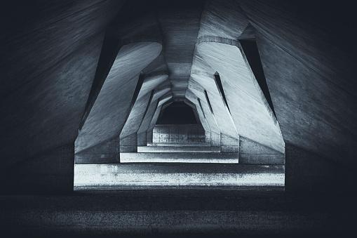 Below「Dark bridge」:スマホ壁紙(7)