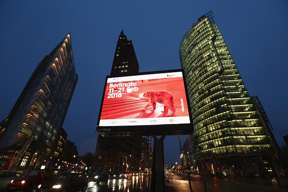 Advertisement「Berlin Prepares For 66th Berlinale」:写真・画像(12)[壁紙.com]