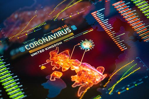 Viral Infection「Coronavirus Outbreak in United Kingdom」:スマホ壁紙(17)