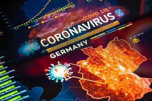 Viral Infection「Coronavirus Outbreak in Germany」:スマホ壁紙(12)