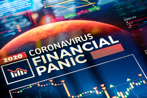 Crisis「Coronavirus Financial Panic」:スマホ壁紙(18)